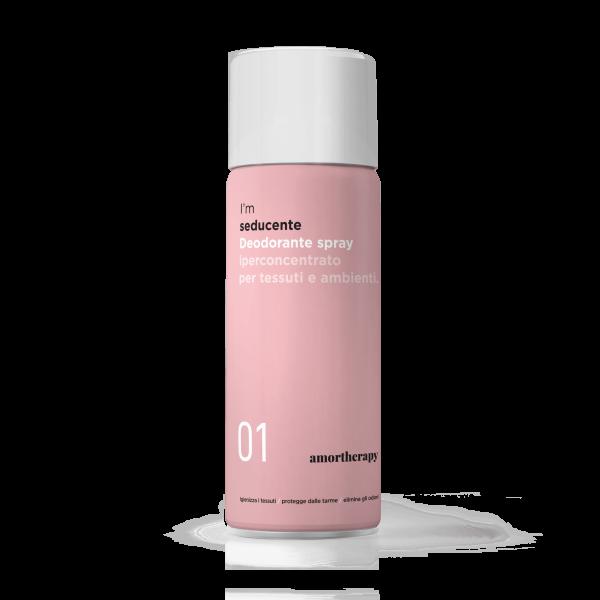 Bomboletta Spray Deodorante Seducente